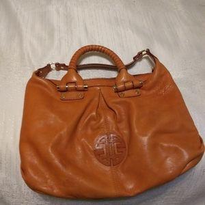 All leather Antonio Melanie purse
